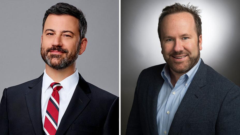 Brent Montgomery Jimmy Kimmel - Publicity - H Split 2018