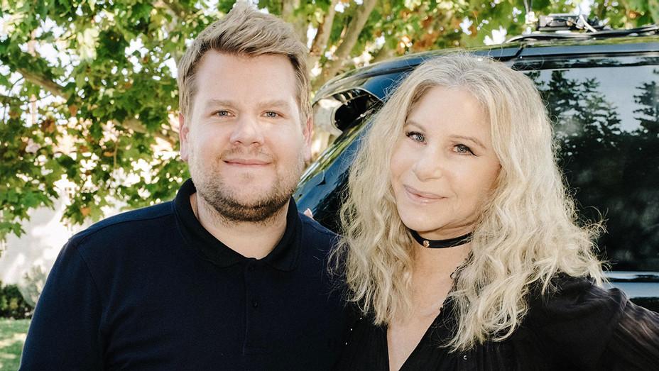 Carpool Karaoke_Barbra Streisand joins James Corden - Publicity - H 2018