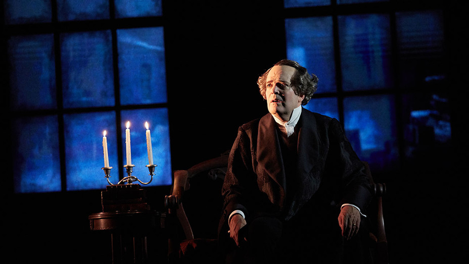 Charles Dickens' A Christmas Carol at Geffen Playhouse-Publicity-H 2018
