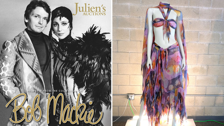 Bob Mackie x Julien's Auctions Exhibit- Publicity-H 2018