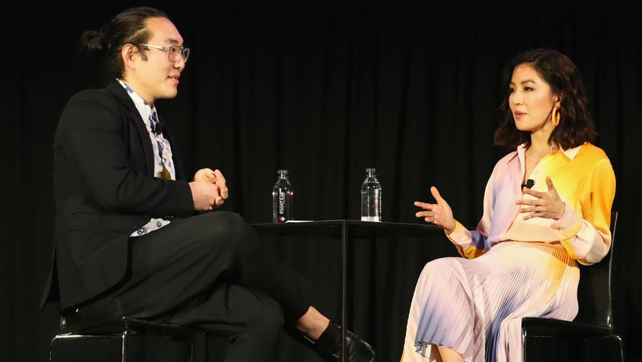 Constance Wu In Conversation Vulture Fest - Getty