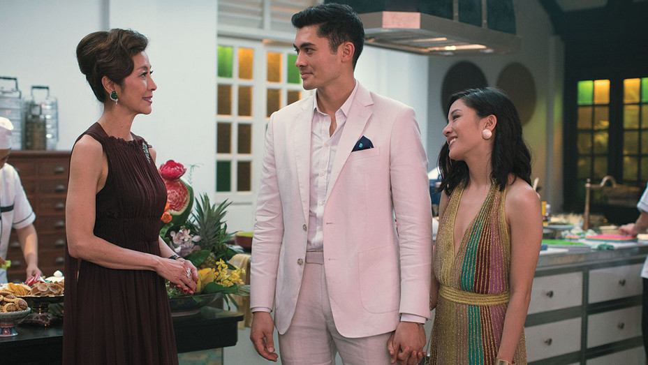 How families really talk - crazy rich asians - Publicity-H 2018