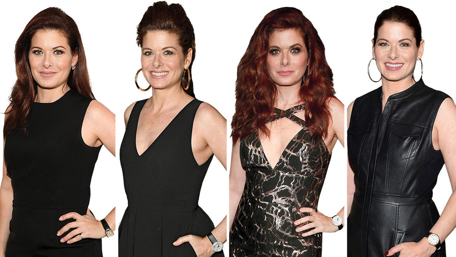 Debra Messing Shows Off 70-Piece Watch Collection-Split-Getty-H 2018