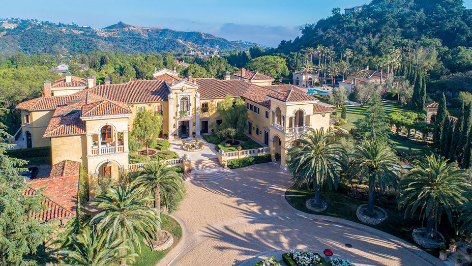 Beverly Park's Villa Firenze -  Hilton and Hyland - Publicity-H 2018