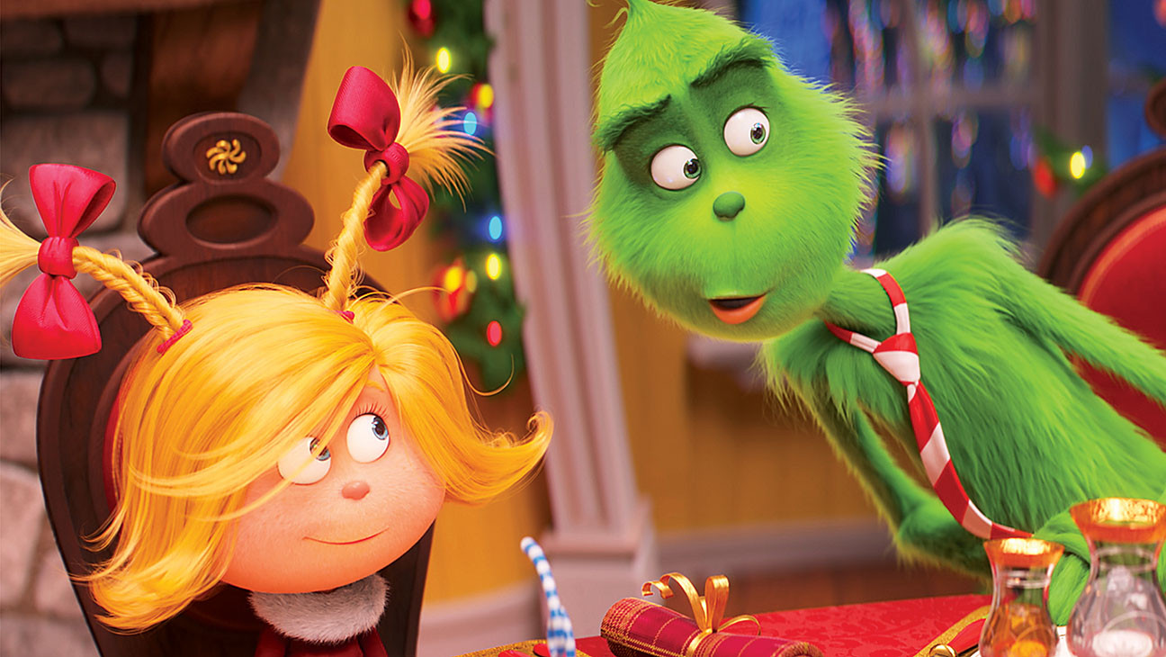 The Grinch Meet The Voices Behind Each Animated Performer Hollywood Reporter