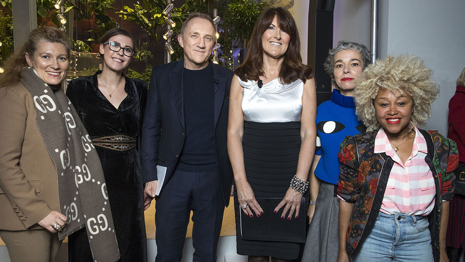 Kering Foundation Together for a Future without Violence - Publicity-H 2018