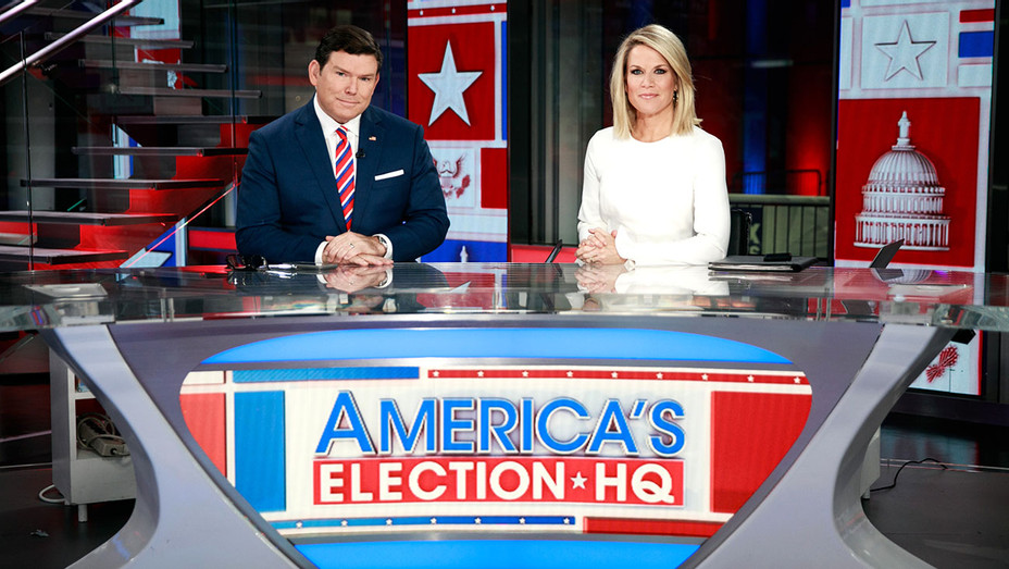 Bret and Martha on Election Night - Fox Publicity 2 -H 2018