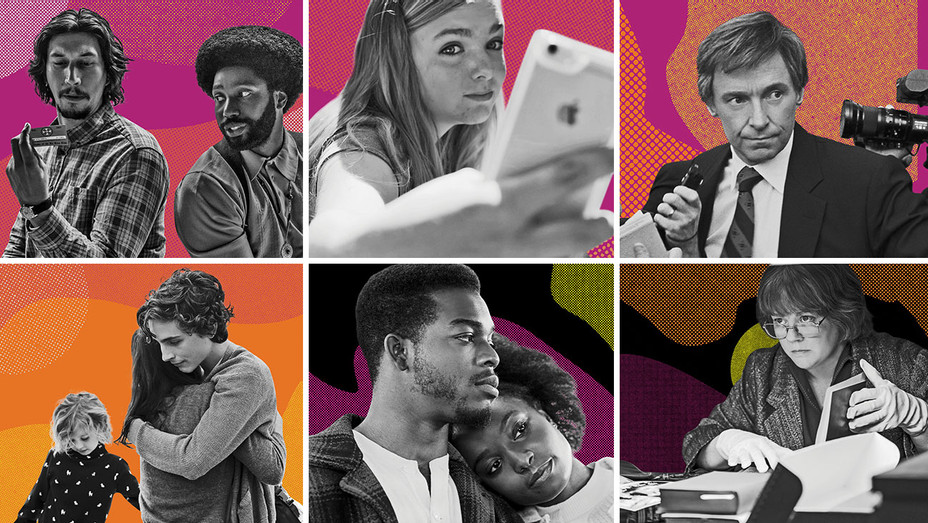 Playbook- From 'BlacKkKlansman' to 'Vice': 12 Top Producers Talk Making the Impossible Possible- Publicity-H 2018