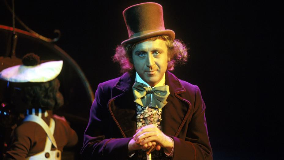Gene Wilder in Willy Wonka - Photofest - H 2018