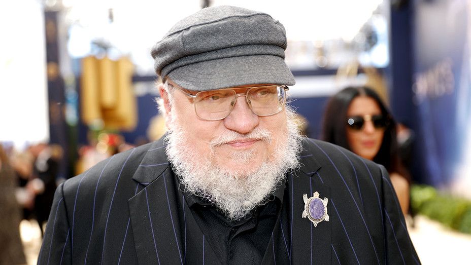 George R.R. Martin-Getty-H 2018