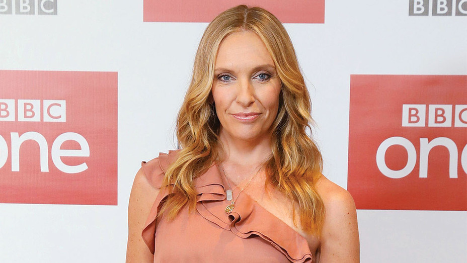 Toni Collette during a photocall for BBC One's 'Wanderlust'  - Getty-H 2018