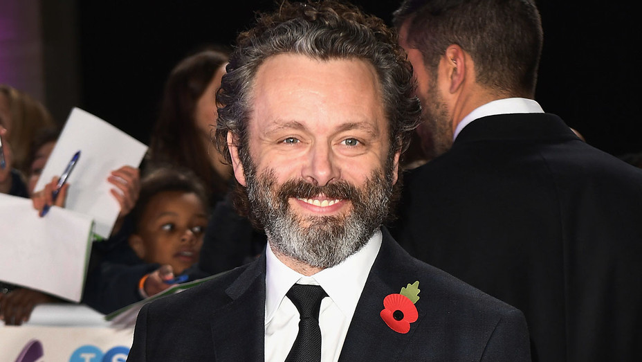 Michael Sheen attends the Pride of Britain Awards 2018 - Getty-H 2018