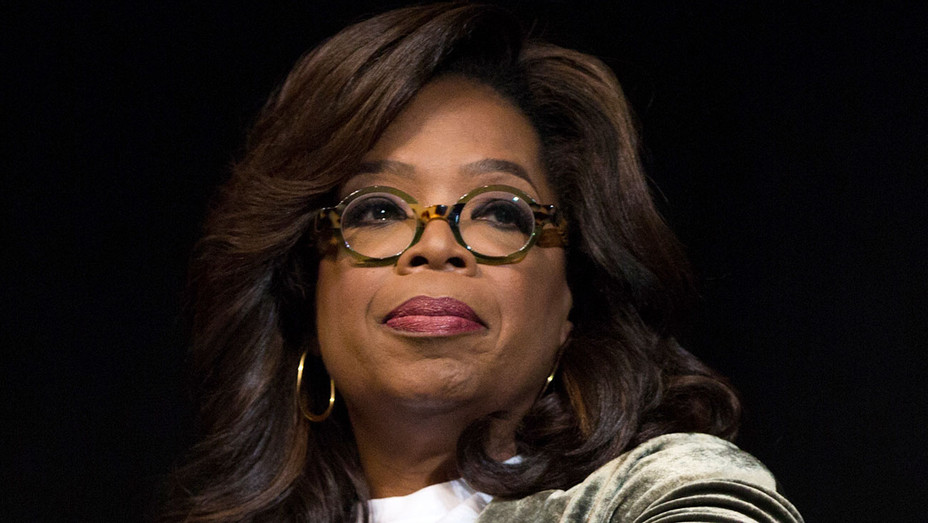 Oprah Winfrey - November 1, 2018 in Marietta, Georgia - Getty-H 2018