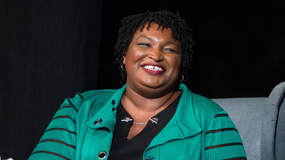 Stacey Abrams - November 1, 2018 - Getty-H 2018