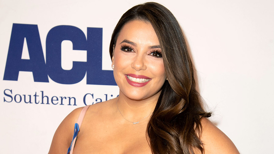 Eva Longoria attends ACLU's Annual Bill Of Rights Dinner - Getty-H 2018