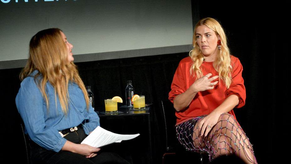 Busy Philipps at Vulture Fest 2018- Getty - H 2018