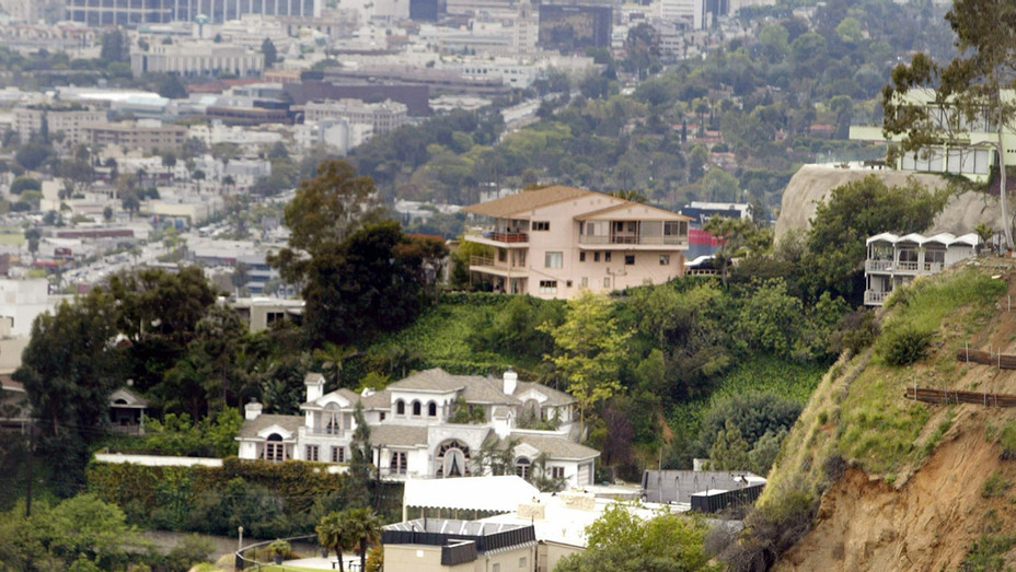 Homes in the Hollywood Hills 1-  Los Angeles, California - Getty-H 2018