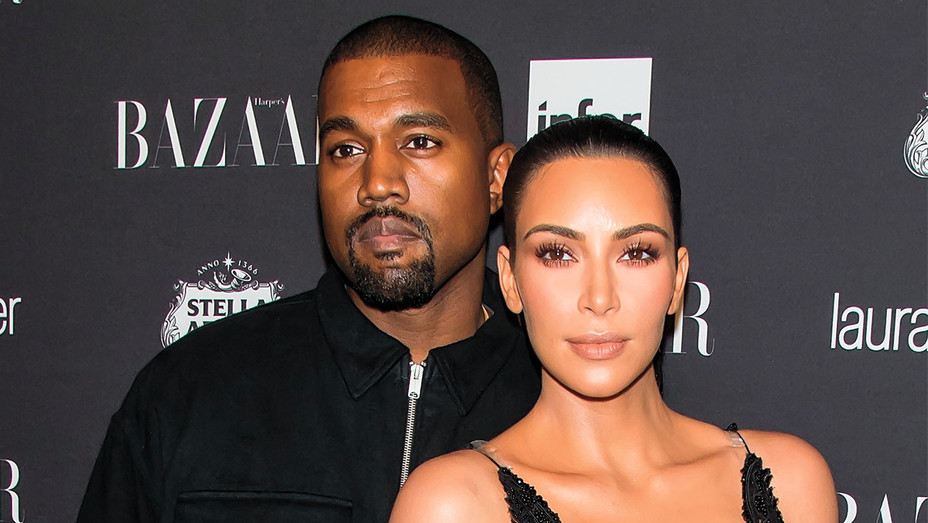Kanye West and Kim Kardashian West - Harper's BAZAAR Celebrates 'ICONS - Getty-H 2018