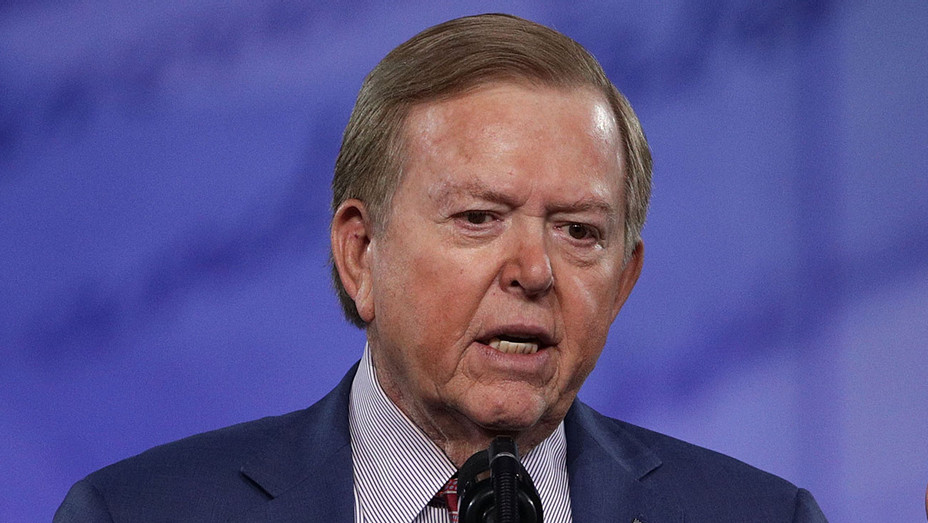 Lou Dobbs of Fox Business Network speaks during the Conservative Political Action Conference  2017 - Getty-H 2018