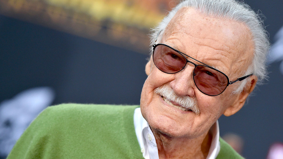 Stan Lee attends the premiere of Disney and Marvel's 'Avengers: Infinity War' on April 23, 2018 - Getty-H 2018