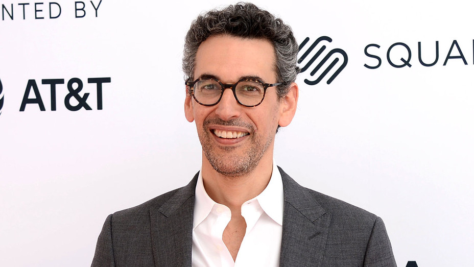 Steve Bodow attends Showrunners and Writing for TV during the 2018 Tribeca Film Festival - Getty-H 2018