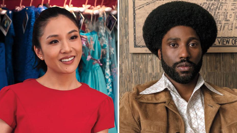 Golden Globes-Constance Wu-John David Washington-Publicity Stills-Split-H 2018