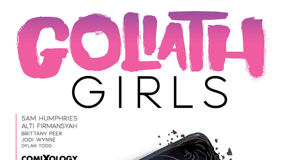 Goliath Girls 2 -  Alti Firmansyah ComiXology -Publicity- P 2018