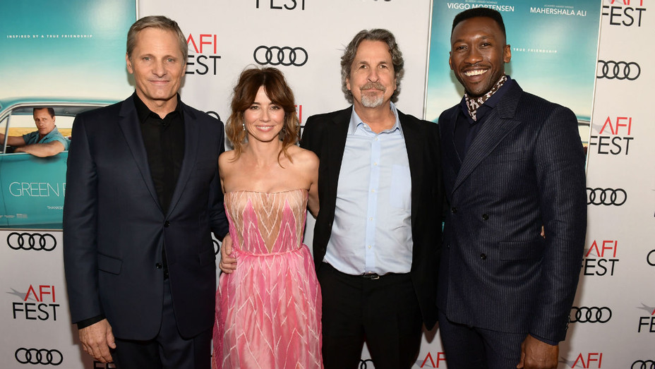Green Book Cast - Getty - H 2018