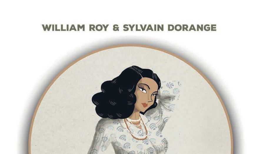 Hedy Lamarr An Incredible Life Cover  - Sylvain Dorange Humanoids - Publicity-P 2018
