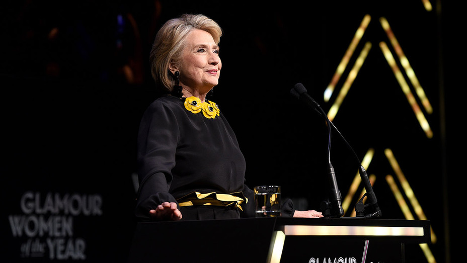 Hilary Clinton-2018 Glamour Women of the Year Awards-Getty-H 2018