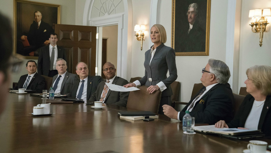 House of Cards Robin Wright Netflix - H