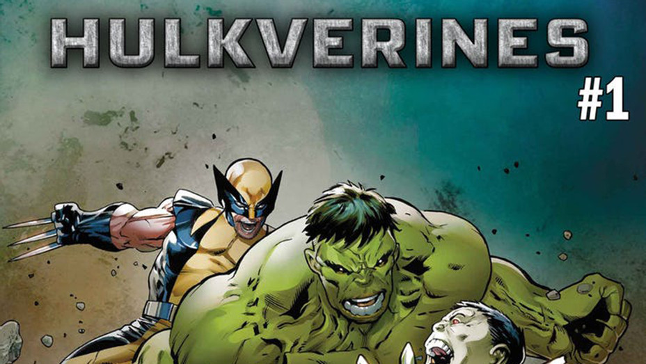 Hulkverines Cover Main - Publicity - P 2018