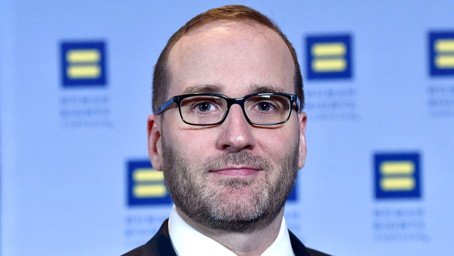 Human Rights Campaign-Chad Griffin-Getty-H 2018