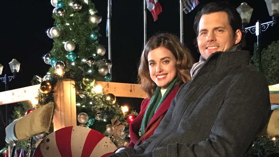 Kristoffer Polaha A Small Town Christmas - Publicity - H 2018