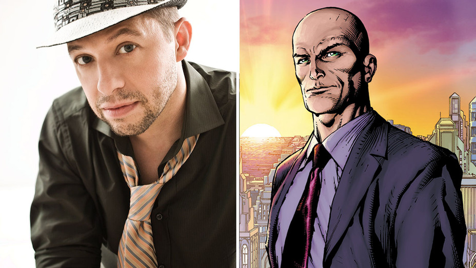 Jon Cryer and this Lex Luthor-Split Publicity-H 2018