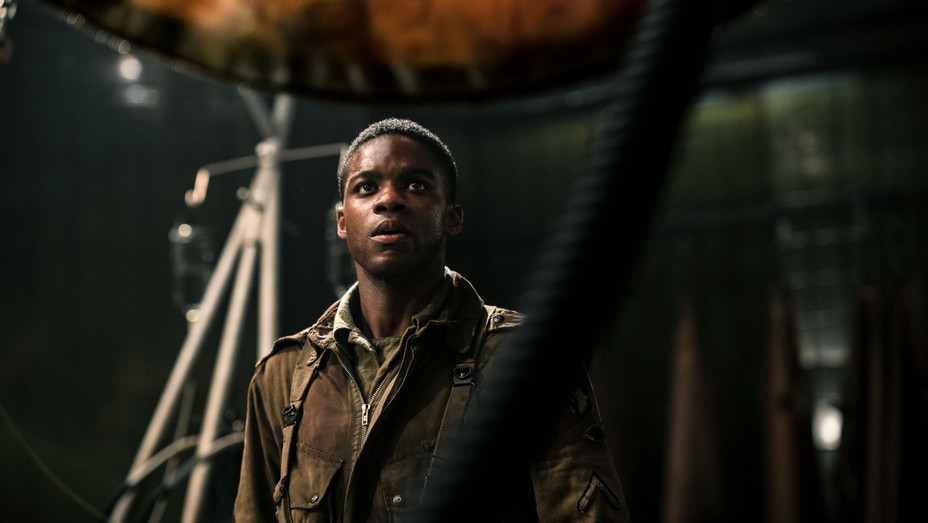 Jovan Adepo in Overlord - Photofest - H 2018