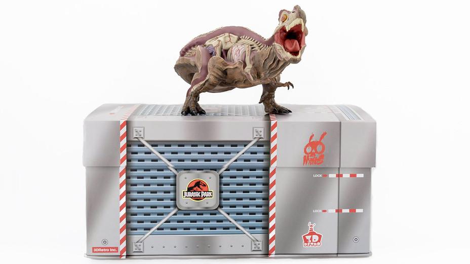 Jurassic Park Art Show - Publicity - H 2018