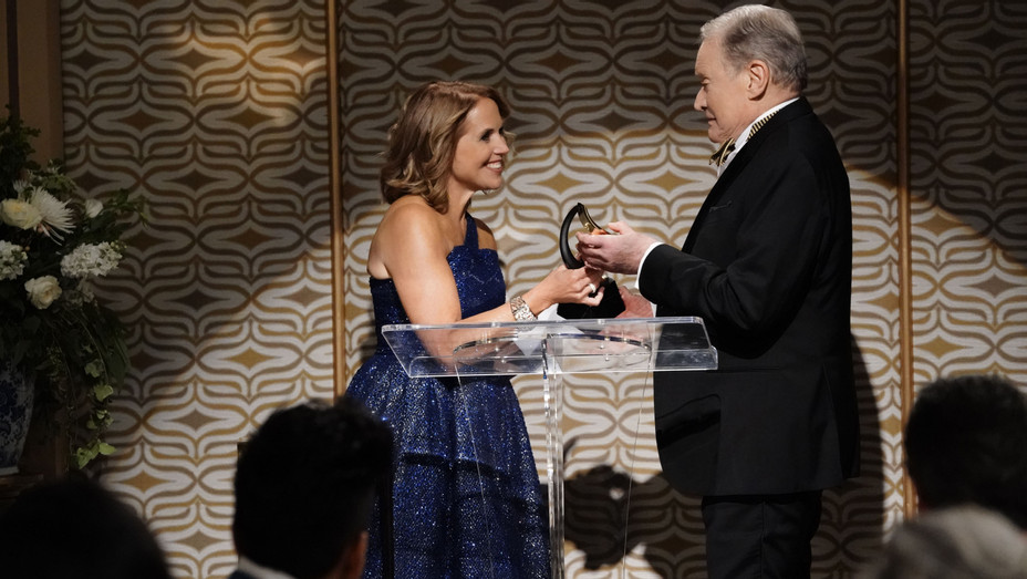 Katie Couric on Murphy Brown - Publicity - H 2018