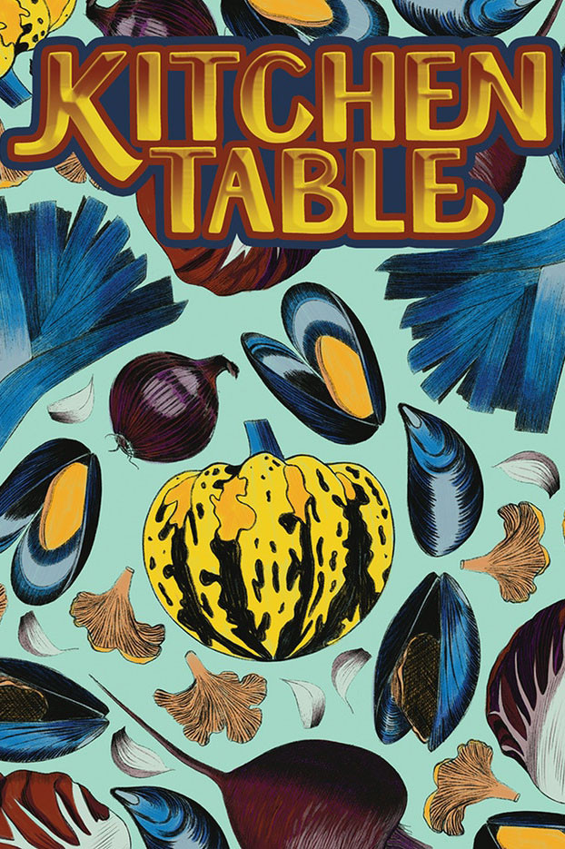 Kitchen Table - Publicity - P 2018