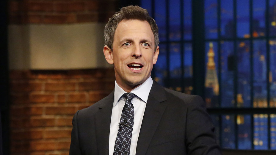 LATE NIGHT WITH SETH MEYERS_Serious 2 - Publicity - H 2018