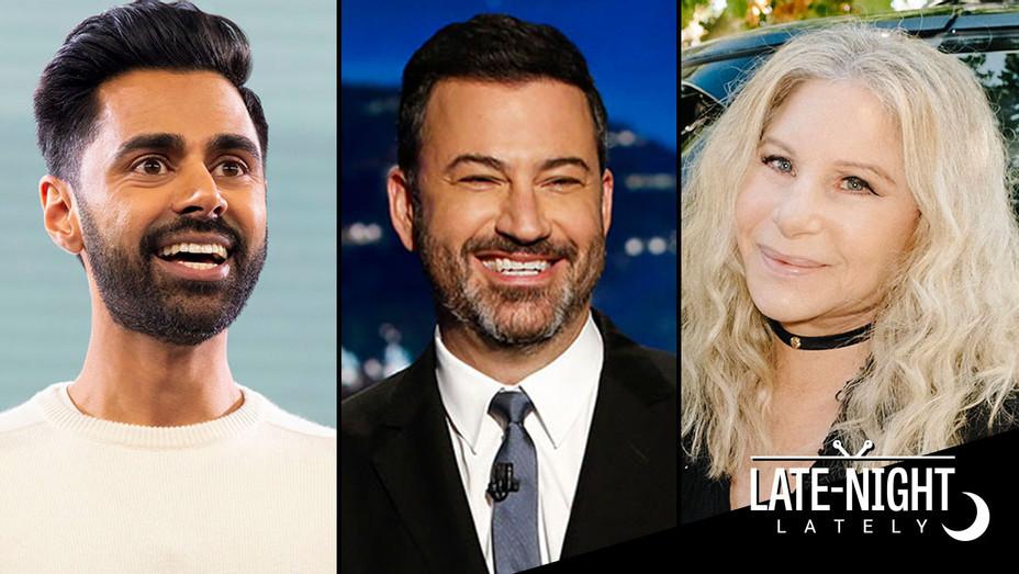 Late Night Lately-Minhaj-Kimmel-Babs-Publicity-Split-H 2018