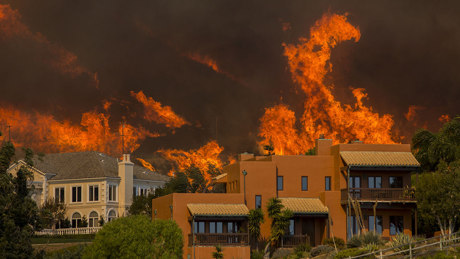 Malibu -California-Woolsey Fire-Getty-H 2018
