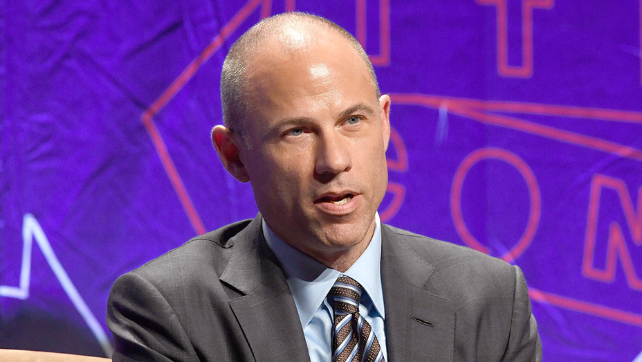Michael Avenatti_Serious - Getty - H 2018