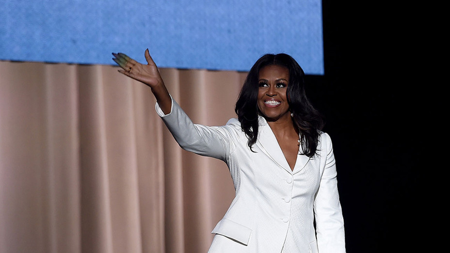 Michelle Obama-Becoming -Getty-H 2018