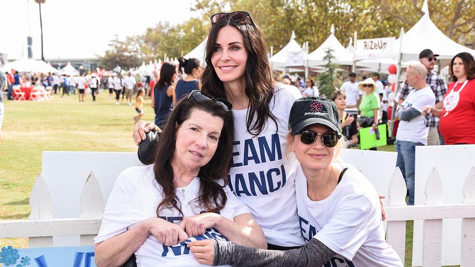 Nanci Ryder, Courtney Cox and Renee Zellweger - Getty - H 2018