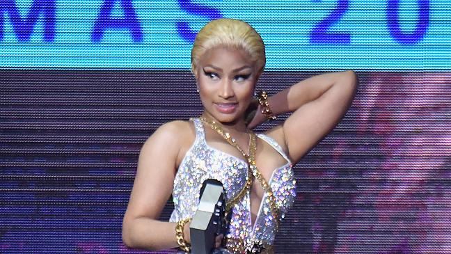 Nicki Minaj Gets Fair Use Win, Heads to Copyright Trial