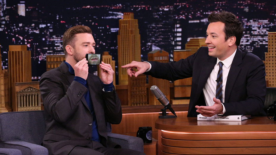 THE TONIGHT SHOW STARRING JIMMY FALLON -  Episode 0953 - Justin Timberlake - Publicity-H 2018