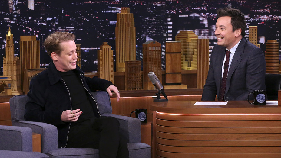 THE TONIGHT SHOW STARRING JIMMY FALLON - Episode 0970 - Macaulay Culkin- Publicity-H 2018
