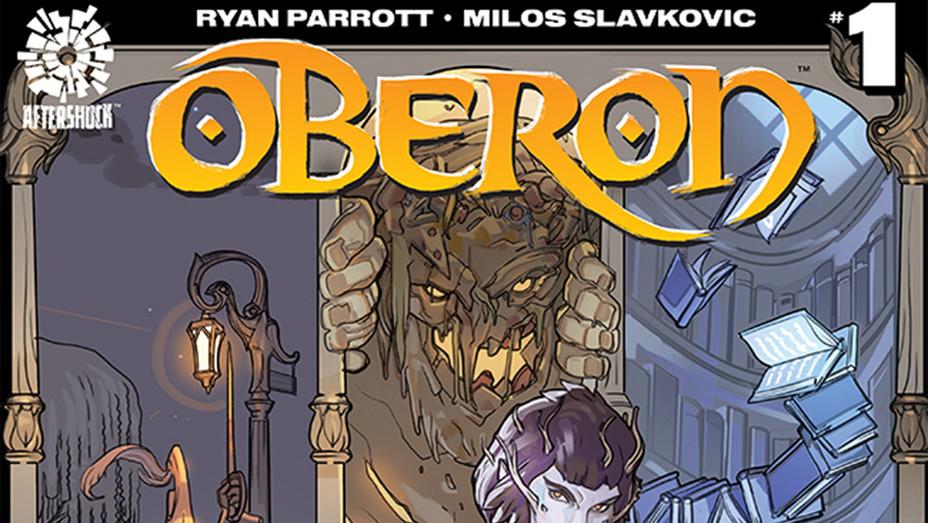 Oberon Comic Main - Publicity - P 2018
