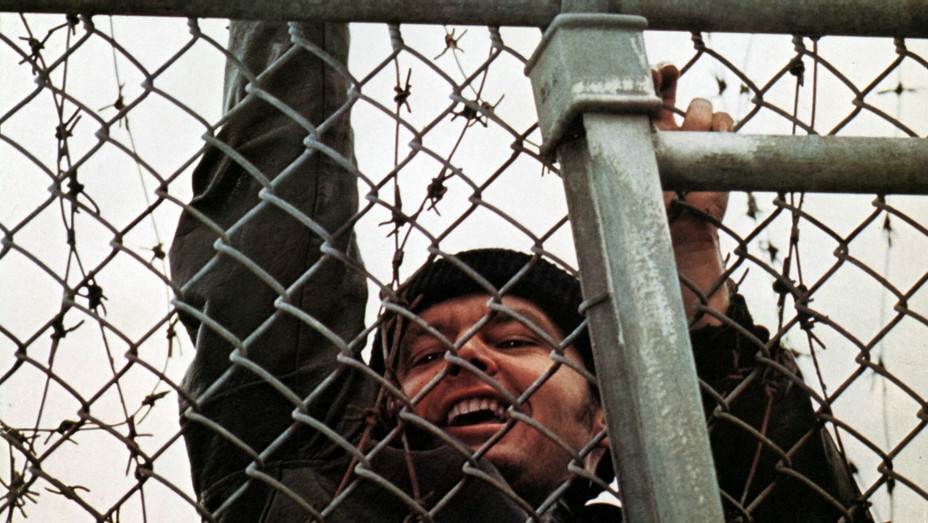 One Flew Over the Cuckoo's Nest - H - 1975